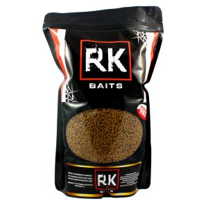 Pellet do metody RK Baits Garlic 2mm 1kg