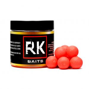 Kulki proteinowe RK Baits Salami Fluo Pop Up 15mm 125ml