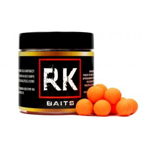 Kulki proteinowe RK Baits Krill Fluo Pop Up 12mm 125ml