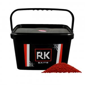 Pellet wiaderko RK Baits Squid - Orange 2mm 3kg