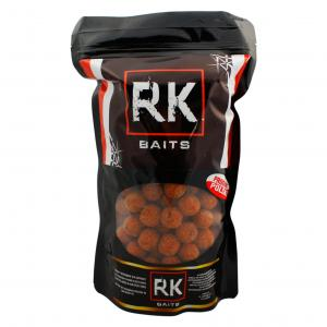 Kulki Proteinowe RK Baits Squid - Orange Premium 18mm 1kg