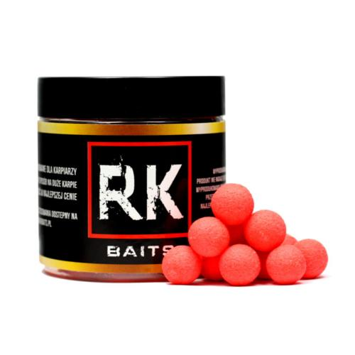 Kulki proteinowe RK Baits Salami Fluo Pop Up 12mm 125ml